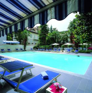 The swimming pool at or near Hotel Astoria