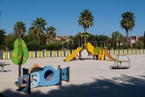 Children's play area at Amendoeira Golf Resort