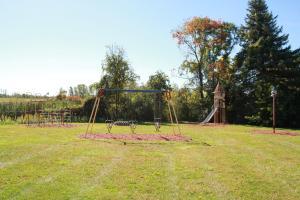 Children's play area at Budget Inn Cicero