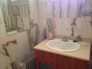 Uma casa de banho em Pateo do Morgado - Turismo de Habitacao