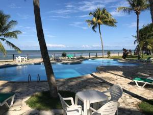 A piscina localizada em Catavento Praia Hotel ou nos arredores