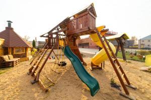 Детская игровая зона в Гостиничный Комплекс Буржуй