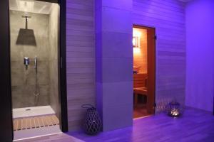 Łazienka w obiekcie Pensjonat Irena