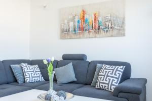 Posedenie v ubytovaní Comfort Apartment Astra