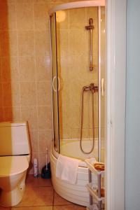 Ванная комната в Гостиница Люкс