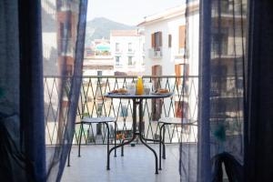 A balcony or terrace at Appartamento Velia