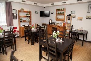 Ресторан / где поесть в Гостиница Колос