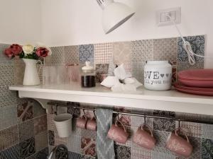 A kitchen or kitchenette at Velia34