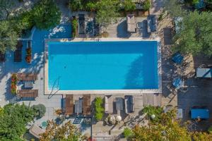 A view of the pool at Boutique Mobile Homes UlikaRovinj or nearby