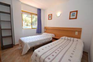 Cama o camas de una habitación en WVP - Catalunya 4
