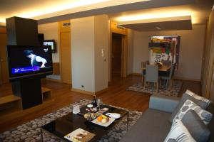 TV/Unterhaltungsangebot in der Unterkunft CPAnkara Hotel