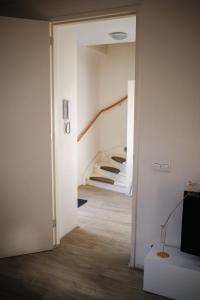 A bathroom at Locals Apartment Katwijk