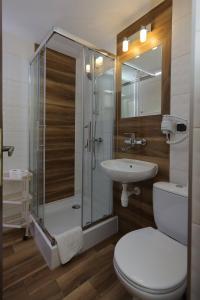 Łazienka w obiekcie Małgosia Regionalna