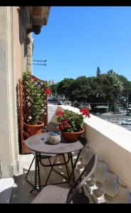 A balcony or terrace at Cagliari d'Amare Via Roma