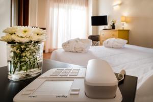 TV o dispositivi per l'intrattenimento presso Astoria Palace Hotel