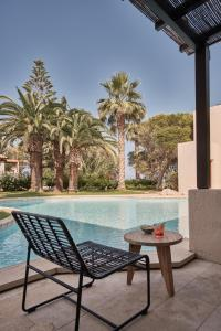 The swimming pool at or near Cretan Malia Park a Member of Design Hotels