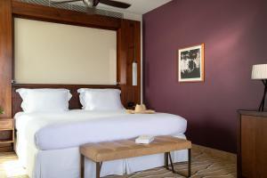 Un ou plusieurs lits dans un hébergement de l'établissement Jumeirah Port Soller Hotel & Spa
