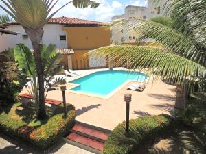 The swimming pool at or near Marinas Pousada
