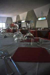 A restaurant or other place to eat at Eden Park Hotel