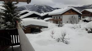 Gästehaus Annemarie im Winter