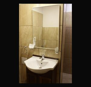 A bathroom at La Livada