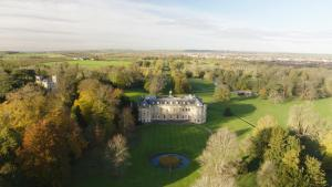 A bird's-eye view of Hartwell House & Spa