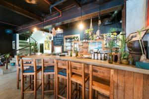 A restaurant or other place to eat at Vaccinated Staff - Capital O 468 Element Boutique Hotel