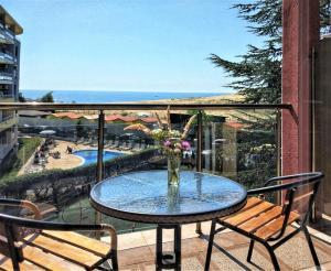 Vista de la piscina de Elizabeth Dy Boutique Hotel o alrededores