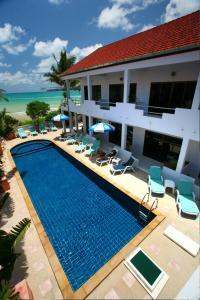 The swimming pool at or near Kamala Dreams