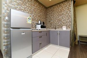 A cozinha ou cozinha compacta de Masar Najd
