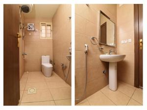 Um banheiro em Masar Najd