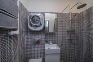 Ванная комната в Квартиры на канале Грибоедова