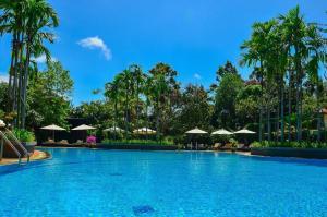 The swimming pool at or near Borei Angkor Resort & Spa