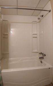 A bathroom at Motel Granby