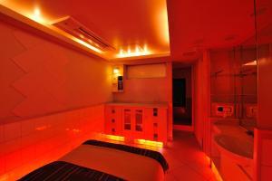 A bathroom at Khaosan World Asakusa Ryokan & Hostel