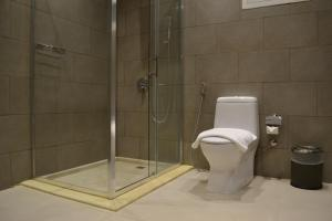حمام في Solis Villa Resort Riyadh