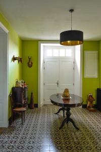 A seating area at La Cour d'Argent