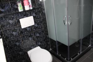 Salle de bains dans l'établissement Studio Slijterij Zandvoort