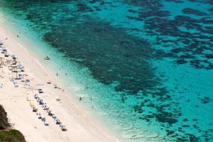 Vista aerea di Apollonion Asterias Resort and Spa