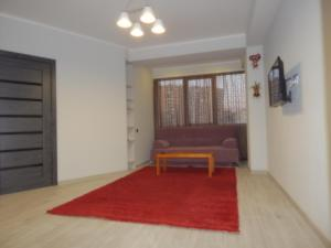 Svetainės erdvė apgyvendinimo įstaigoje Comfortable apartment for you