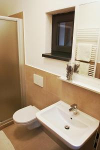 A bathroom at Ubytovanie DOBRÁ LIPA