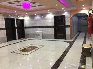O saguão ou recepção de Zahret Al-Badea Hotel Apartments
