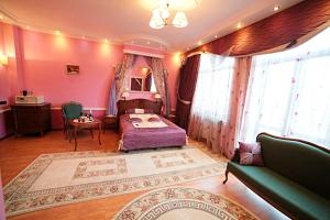 Гостиная зона в ПостоялецЪ