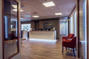 Lobby/Rezeption in der Unterkunft Best Western Plus Plaza Den Haag City Center