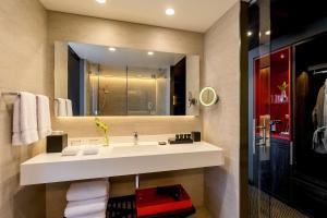 Um banheiro em Hyatt Centric Las Condes Santiago