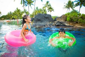 The swimming pool at or near Grand Hyatt Kauai Resort & Spa