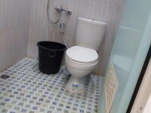 A bathroom at Citra Homestay