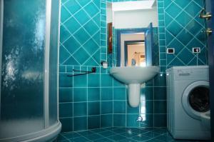 A bathroom at Il Borgo Di Punta Marana