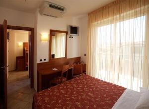 Letto o letti in una camera di Hotel Boracay