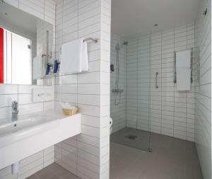 Ванная комната в Отель «Парк Инн от Рэдиссон Аэропорт Шереметьево Москва»